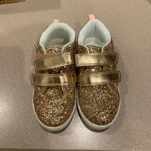 Children's place sparkle Rose Pink Sneakers Shoes